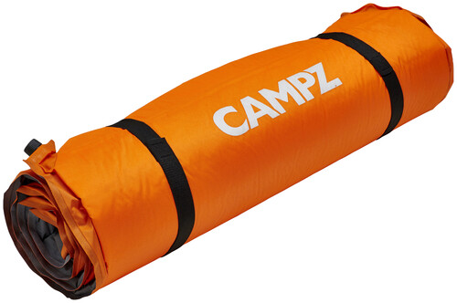CAMPZ Deluxe Comfort - Matelas - XL orange 2018 Tapis de sol hQmDmVdha